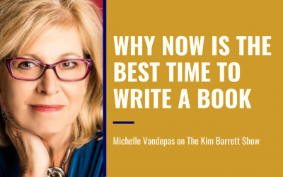 Why Now is the Best Time to Write a Book