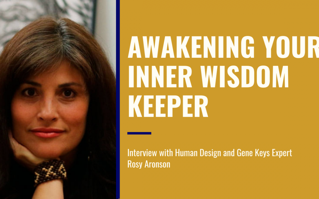 Awakening Your Inner Wisdom Keeper