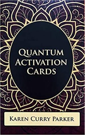 Quantum activation card