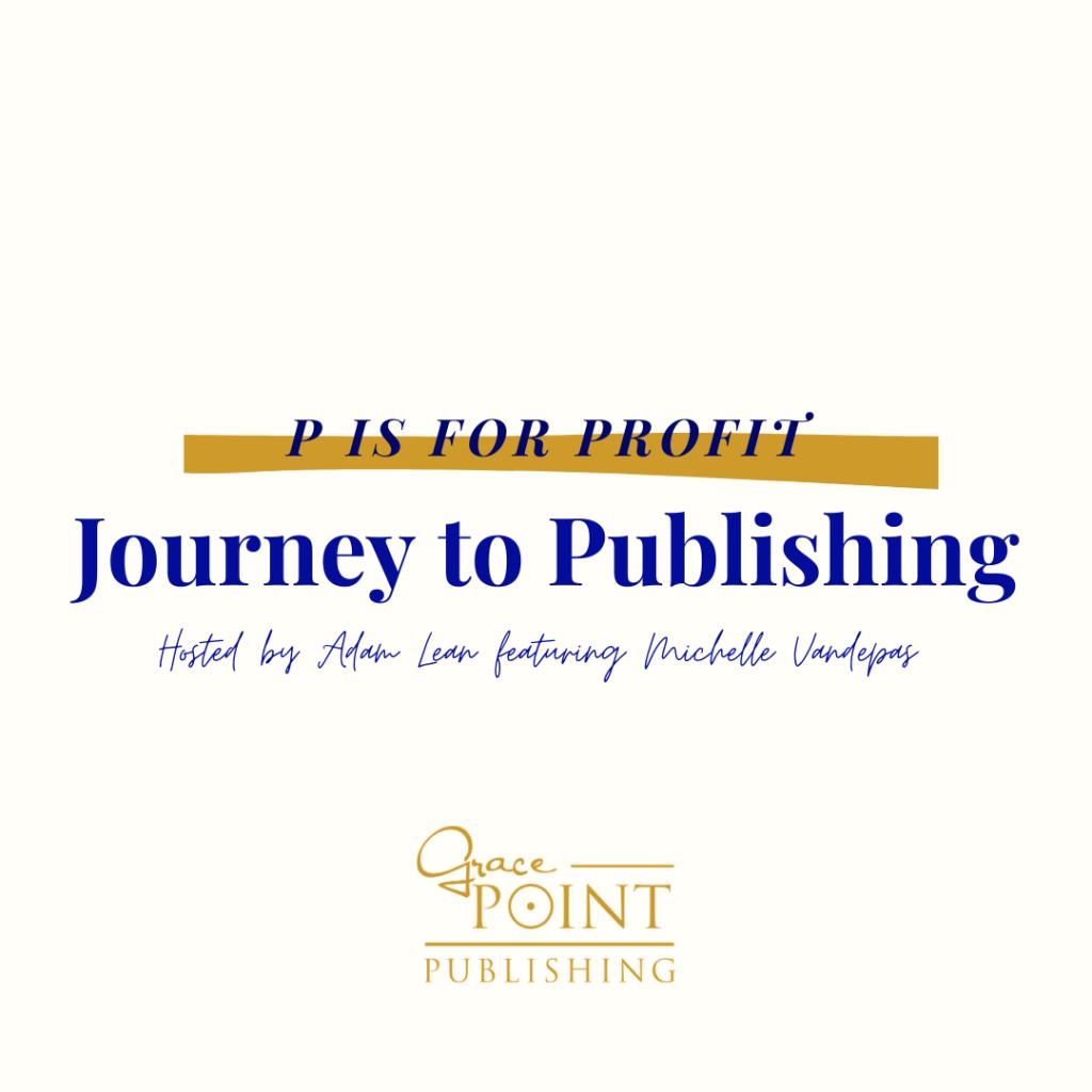 journey to publishing