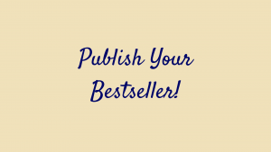 publish your bestseller